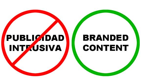 Branded content vs pubblicità