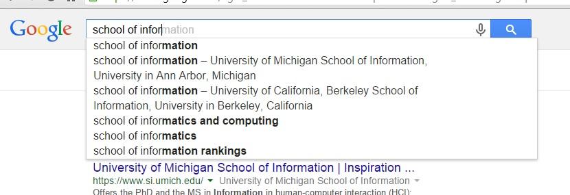 school of info